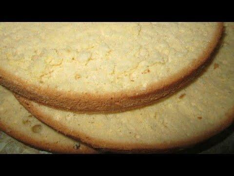 Как приготовить  бисквит рецепт  пошагово ИДЕАЛЬНЫЙ классический БИСКВИТ ☆ Самый ПРОСТОЙ РЕЦЕПТ