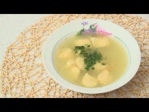 Галушки для супа