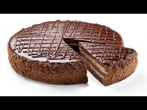 Торт Прага. Рецепт с фото пошагово (рецепт торта Прага в домашних условиях)