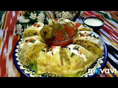 Ханум Восточная Узбекская кухня. Пошаговый рецепт. #вкусняшки #восточнаякухня #ханум #hanum #топ
