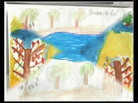 "Выставка рисунков на тему ""Осень"""