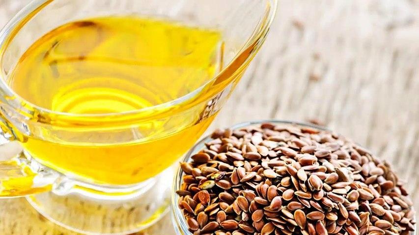 Рецепты  здоровья  Рецепты маски с льняным маслом для здоровья волос