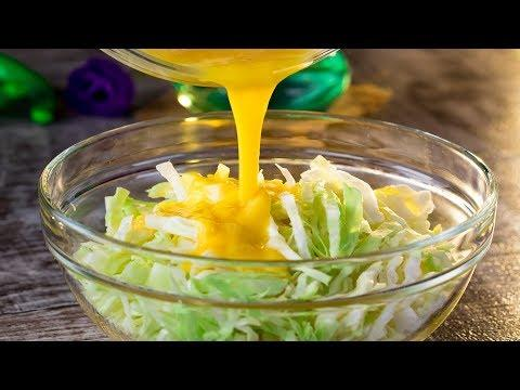 Тушеная капуста на сковороде - новый способ приготовления! | Appetitno.TV