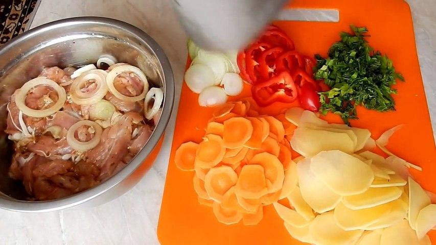 Новогодние рецепты Как приготовить вкусный куриный рулет закуска рецепты