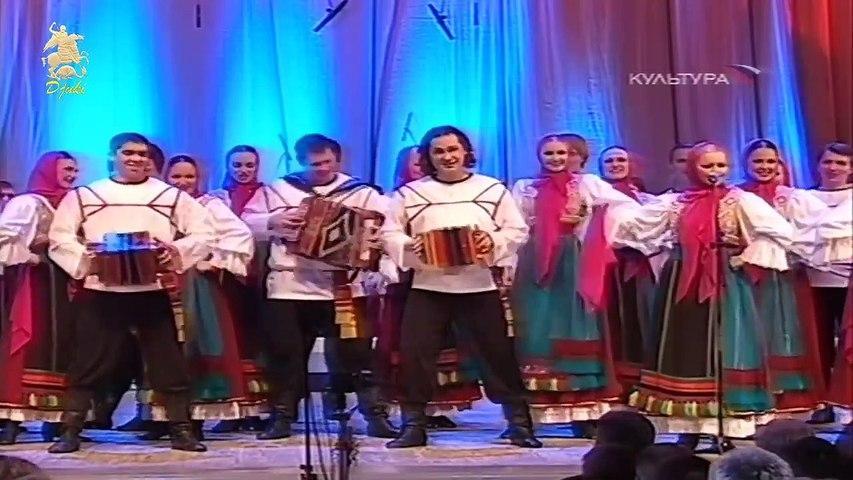 ГАРНХ им. М.Е. Пятницкого - Играем песни России (2009)