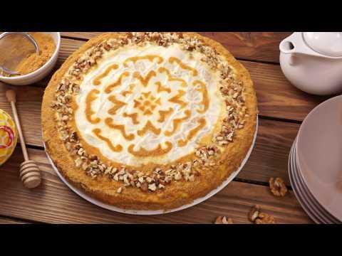 Торт Медовик со сметанным кремом — рецепт в домашних условиях