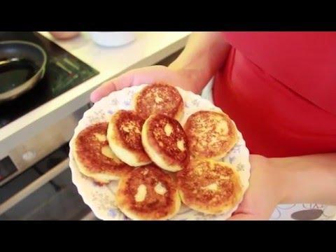 Сырники из творога - самый простой рецепт вкусных сырников за 5 минут.