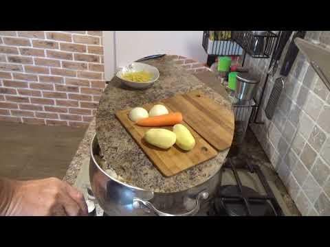 Грибной суп. Рецепт. Свежие белые грибы, собранные накануне. Мои рецепты, приготовление пошагово.