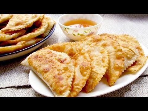 Обалденные чебуреки с мясом! Рецепт приготовления чебуреков