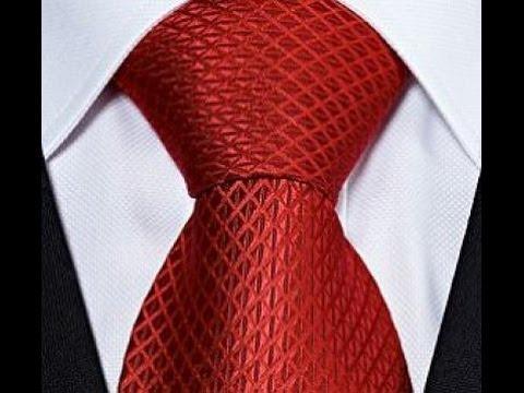 Быстро, легко и элегантно завязать галстук.
