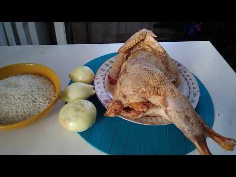 #ПЕТУХ (курица) с рисом в духовке  #РЕЦЕПТ #ПОШАГОВО очень МЯГКИЙ и сочный #чтоприготовитьнаужин