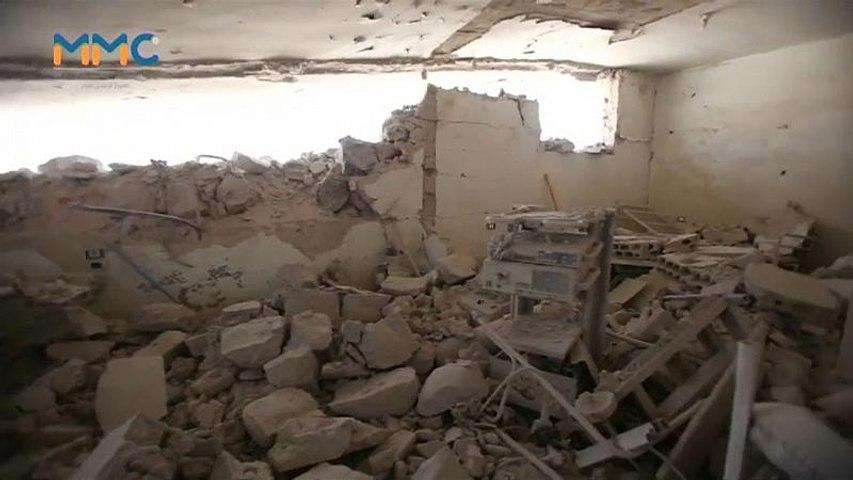 Идлиб: риск гуманитарного кризиса